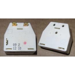 Реле ПЗР-00 НОРД / NORD 250V / 0,9A (Пускозащитное реле холодильника Норд)
